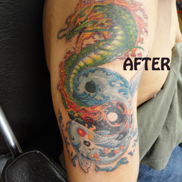 Wall tattoos vancouver financial confidence financial for Oklahoma city tattoo shops